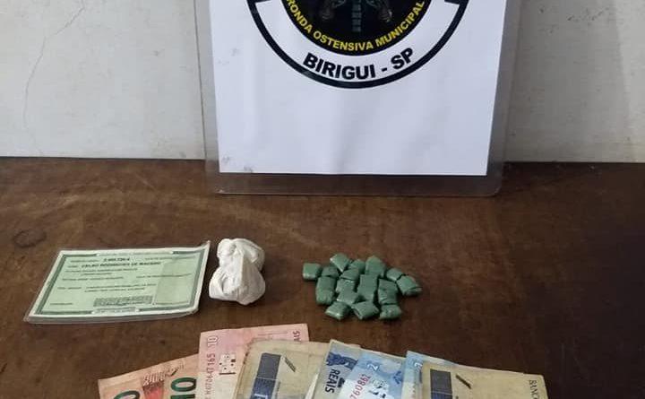 11 720x445 - ROMU prende homem com mais de 22 pedras de crack no João Crevelaro