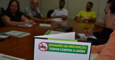 DSC 0029 390x205 - Campanha contra dengue irá sortear bicicletas a alunos da rede municipal