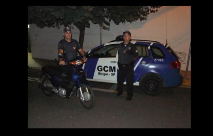 IMG 20190426 220532 694x445 - Adolescentes são detidos com motocicleta furtada em Birigui