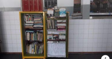 WhatsApp Image 2019 04 24 at 22.35.32 390x205 - Geloteca está no Ginásio Municipal de Birigui; Retirada de livros é gratuita