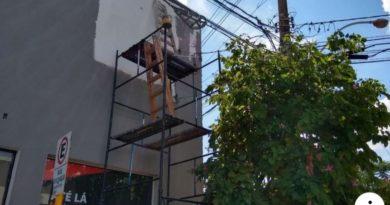 WhatsApp Image 2019 04 24 at 22.51.35 390x205 - Pintor fica em coma induzido após ser eletrocutado em Araçatuba