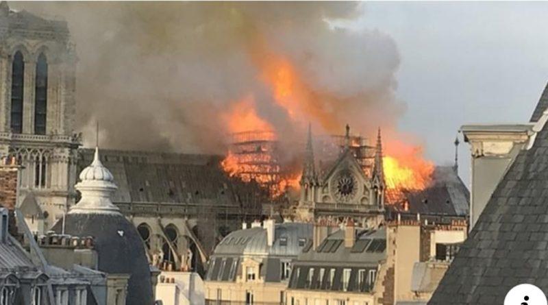WhatsApp Image 2019 04 24 at 22.55.47 800x445 - Catedral de Notre-Dame é consumida por incêndio