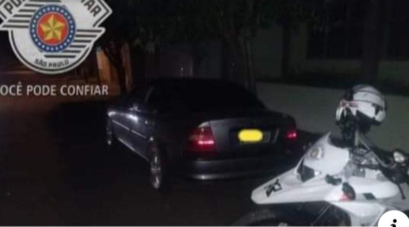 WhatsApp Image 2019 04 24 at 23.01.38 800x445 - PM de Birigui recupera carro furtado e prende homem por tráfico