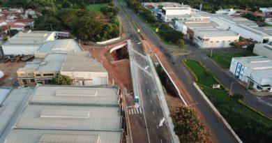 viaduto11 1 390x205 - DER entregará novo pontilhão da Avenida Nelson Calixto