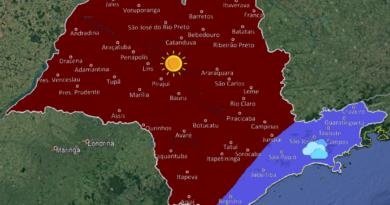 20190519 3 390x205 - Semana iniciará com oscilação em Temperatura no interior paulista
