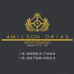 Amilson Orias Advogado