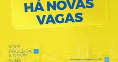 FB IMG 1557386229349 390x205 - Novas vagas são divulgadas em Balcão de Empregos de Birigui