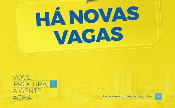 FB IMG 1557386229349 720x445 - Novas vagas são divulgadas em Balcão de Empregos de Birigui