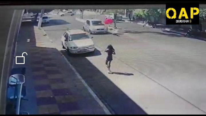 IMG 20190501 125520 - Vídeo flagra atropelamento em Braúna