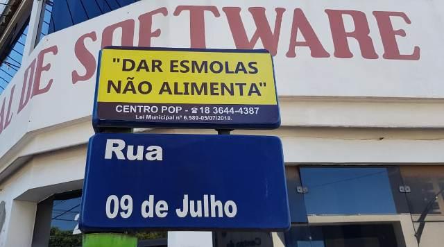 """abreesmolas - Secretaria de Assistência e Desenvolvimento Social inicia campanha """"Dar Esmolas não Alimenta"""""""