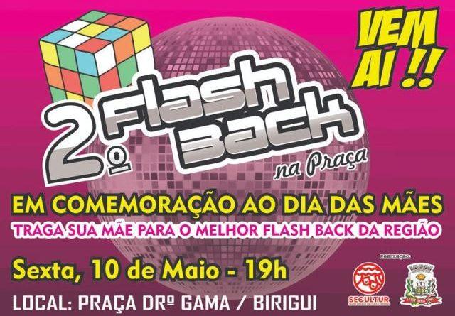 abreflash 640x445 - Prefeitura realizará 2° Flash Back na Praça especial Dias das Mães