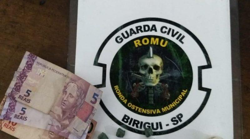 trafico vila bandeirantes romu 800x445 - Polícia Municipal prende mulher por tráfico na Vila Bandeirantes