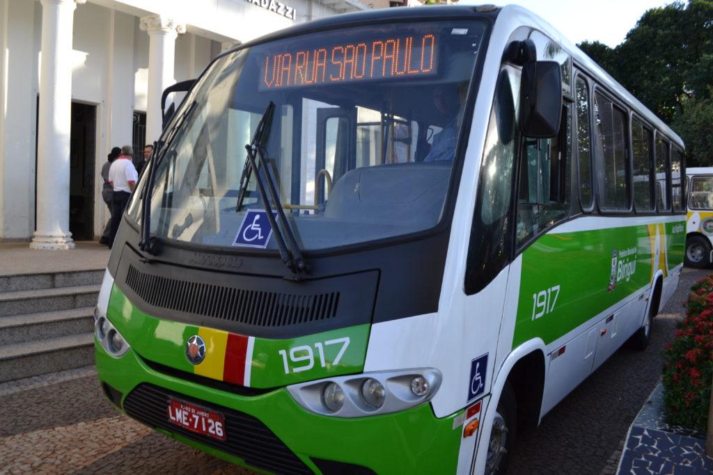 DSC 0043 1024x683 - Nova frota do transporte coletivo já circula em Birigui; tarifa irá aumentar