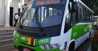 DSC 0043 390x205 - Nova frota do transporte coletivo já circula em Birigui; tarifa irá aumentar