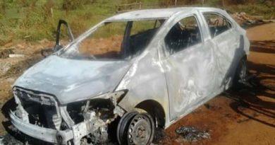 FB IMG 1561023923471 390x205 - Homem é agredido e tem carro queimado por suposta dívida de droga em Birigui