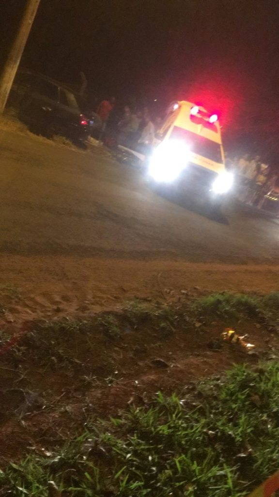 IMG 20190602 WA0007 576x1024 - Motorista embriagado atropela mãe e filhas em Birigui