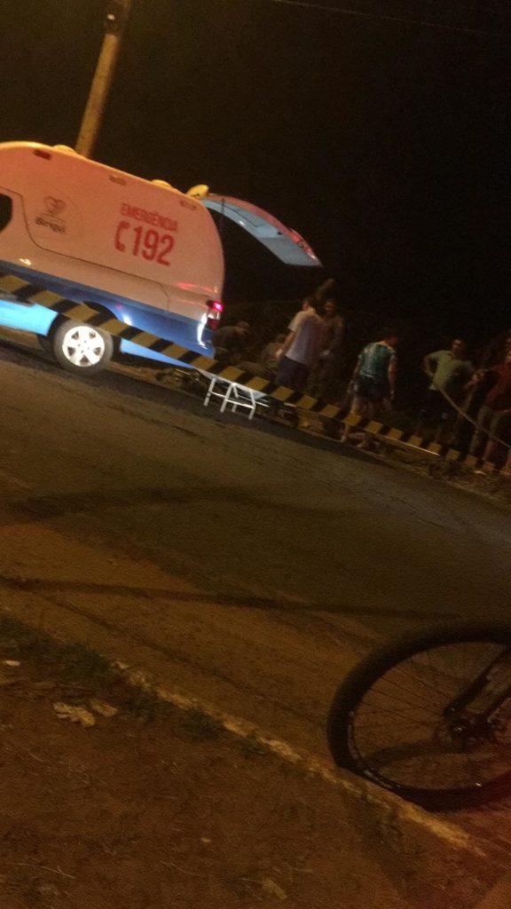 IMG 20190602 WA0009 576x1024 - Motorista embriagado atropela mãe e filhas em Birigui