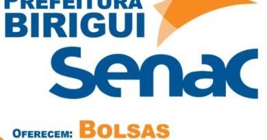 abrebolsagratis 390x205 - 5 novos cursos serão oferecidos gratuitamente em parceria entre Prefeitura e Senac
