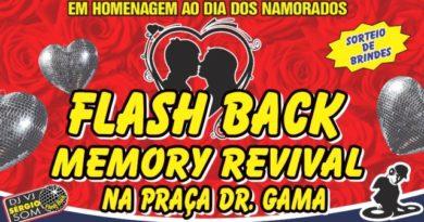 abretoksom 390x205 - Flashback Memory Revival – Dia dos Namorados acontece nesta sexta-feira na Praça Dr. Gama