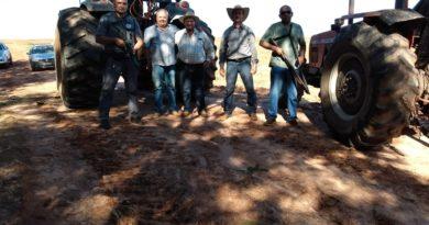 bilac abertura 390x205 - Trabalho conjunto entre Polícias Civil e Militar recupera tratores furtados em Bilac