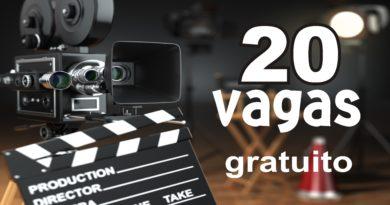 """cinema 390x205 - Biblioteca Municipal realizará """"Laboratório"""" de atuação para Cinema"""