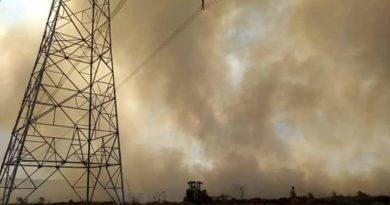 FB IMG 1563635172845 1 390x205 - Incêndio de grandes proporções mobiliza Bombeiros de Araçatuba, Birigui e Buritama