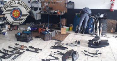 cropped 1563290594 54330 390x205 - Homem é preso após vender motor de moto roubada em Birigui