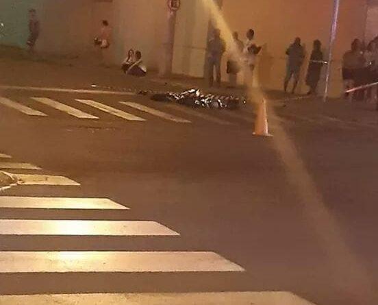FB IMG 1566895203668 552x445 - Caminhão atropela, arrasta e mata motociclista em Birigui