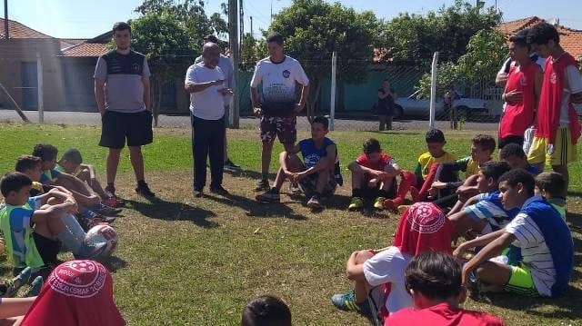 FB IMG 1567104350220 - Escolinha de futebol do Toselar está com vagas para crianças de 7 a 17 anos