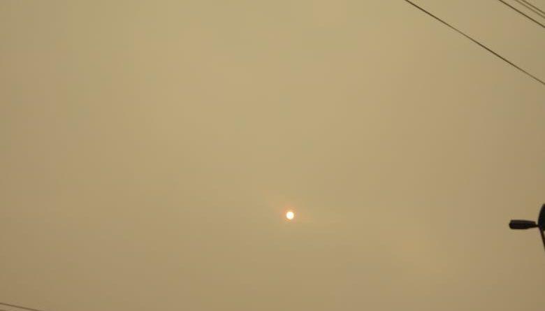 IMG 20190819 WA0050 780x445 - Concentração de CO2 deixa céu escuro em Birigui e grande parte do Estado de São Paulo