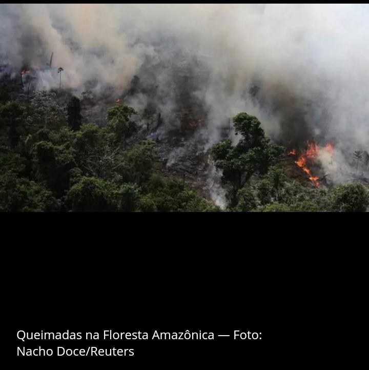 IMG 20190823 130258 - Satélite da NASA capta incêndio na Amazônia: Governo estuda uma forma de agravar a pena para quem for identificado como autor de queimadas