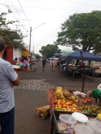 WhatsApp Image 2018 09 30 at 2 - Prefeitura altera área para realização de feira livre na Praça do Bairro Alto