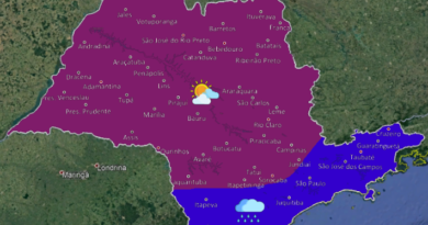 cropped 20190811 1 390x205 - Frente fria fará temperatura cair no Estado de São Paulo