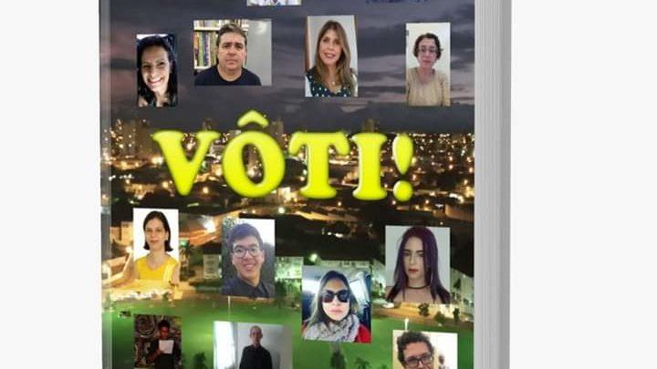 cropped FB IMG 1565050175875 - Professora e aluna da Rede Municipal de Ensino participam de projetos literários no SESC Birigui