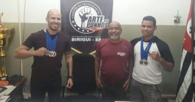 cropped kungfu 390x205 - Atletas de Birigui conquistam medalhas em Torneio Estadual de Kung Fu