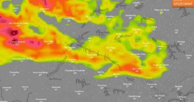 FB IMG 1569334810035 390x205 - Tempo instável deve causar temporais em cidades do interior paulista