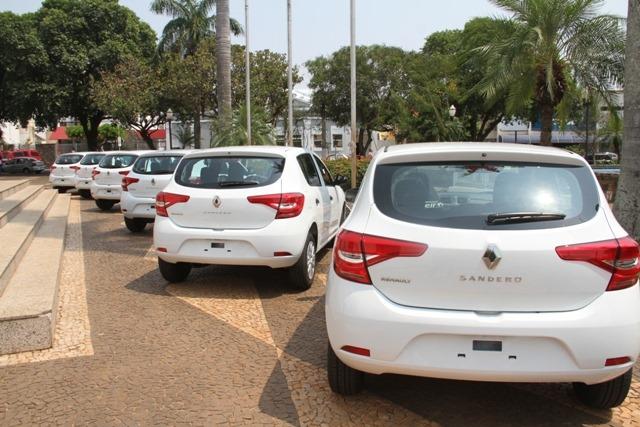 FB IMG 1569354994809 - Saúde de Birigui ganha mais 6 veículos zero km