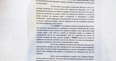 0006 390x205 - VUNESP identifica e elimina candidata após denúncia de fraude em concurso público para Prefeitura de Birigui