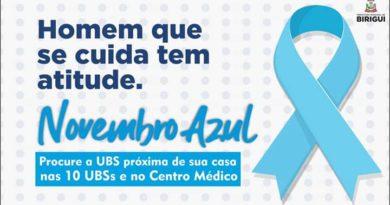FB IMG 1572506154302 390x205 - Saúde de Birigui realizará Campanha Novembro Azul