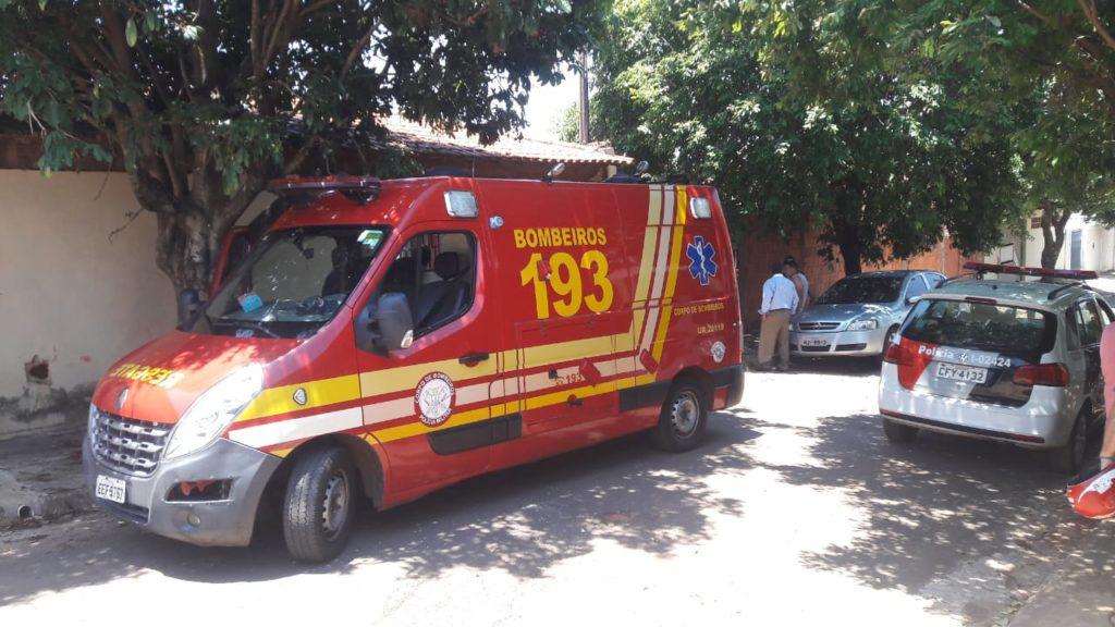 IMG 20191026 WA0064 1024x576 - Corpo de homem é encontrado em casa no João Crevelaro