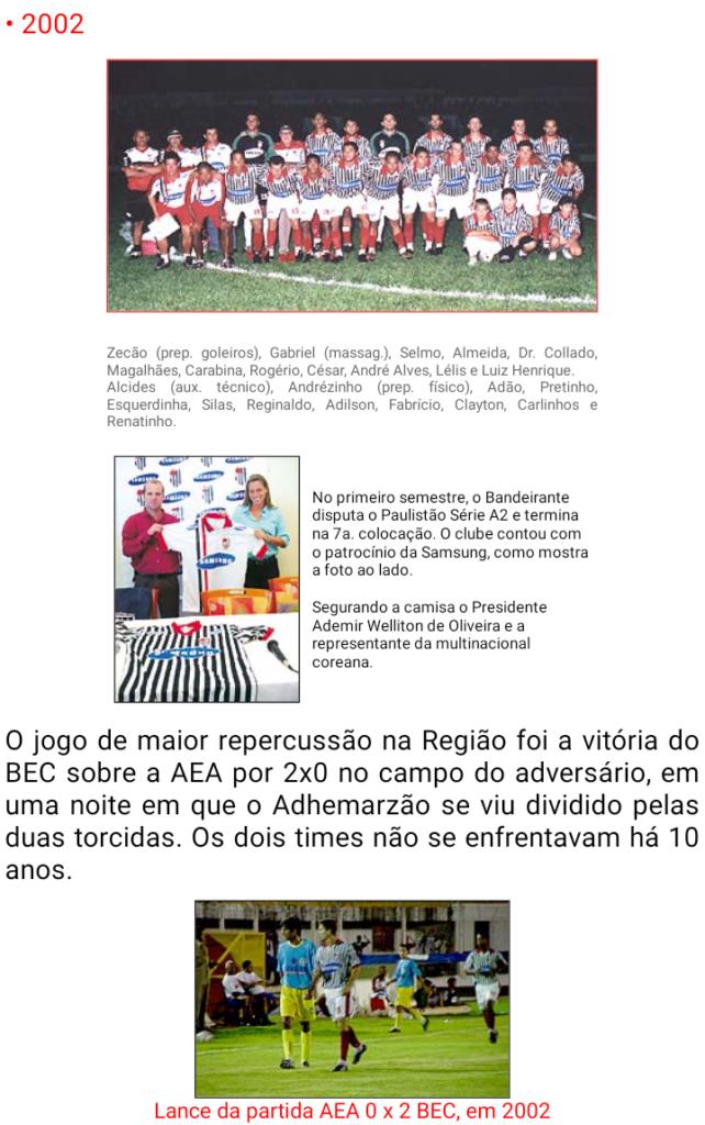 IMG 20191027 145056 642x1024 - BEC de Birigui irá disputar a COPA DO BRASIL: O dia que a CBF e a FPF roubaram o Bandeirante