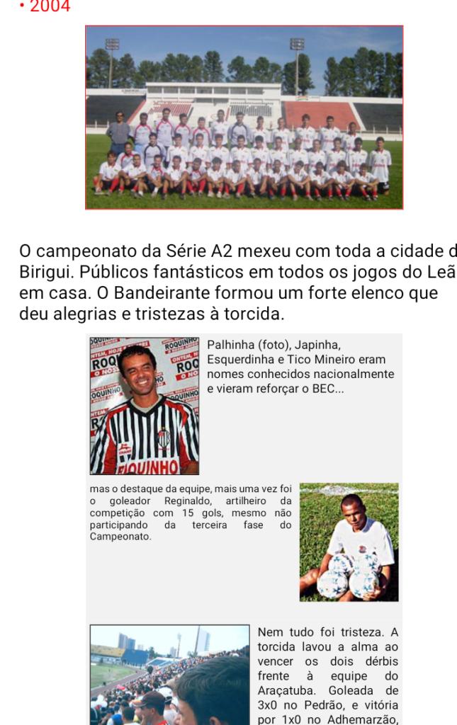IMG 20191027 145140 645x1024 - BEC de Birigui irá disputar a COPA DO BRASIL: O dia que a CBF e a FPF roubaram o Bandeirante