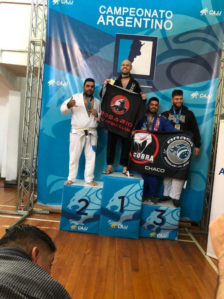 argentina2 768x1024 - Biriguiense ganha título em Campeonato Argentino de Jiu-Jitsu