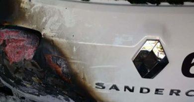 cropped FB IMG 1571208924051 390x205 - Mulher coloca fogo em carro da Secretaria de Saúde de Birigui