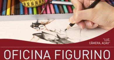 """cropped abrefigurino 390x205 - Biblioteca Municipal de Birigui promove oficina """"Figurino: Luz, Câmera, Ação"""""""