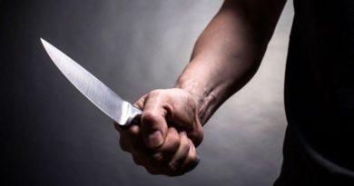 facada 1 390x205 - Aposentado é preso por tentativa de homicídio em Birigui