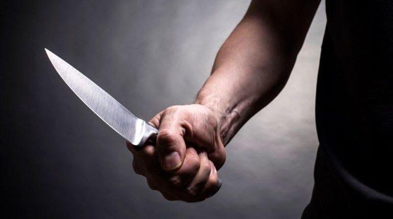 facada 1 800x445 - Aposentado é preso por tentativa de homicídio em Birigui