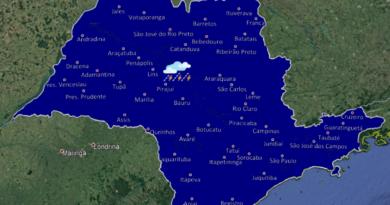 20191126 1 390x205 - Chegada de nova frente-fria deve trazer chuva para o interior paulista