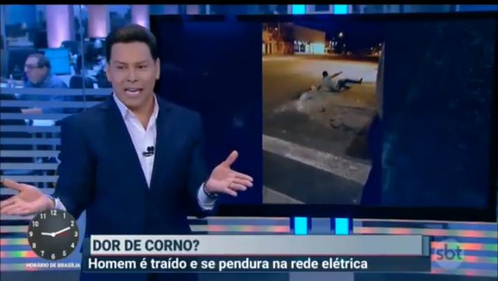 """IMG 20191115 095418 - Homem comete suicídio após ser xingado de """"corno"""" em telejornal do SBT"""