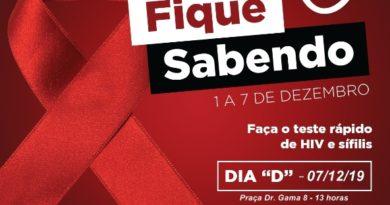 abreaides 390x205 - FIQUE SABENDO: Postos de Saúde realizam 12ª Campanha Estadual de IST/Aids e Hepatites virais
